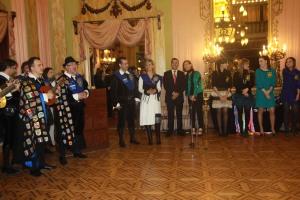Recepción Ayuntamiento de Alicante en el Real Liceo Casino